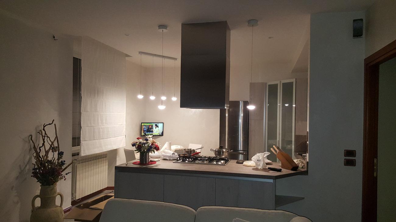 Ristrutturazioni interni genova - Piastrelle cucina genova ...